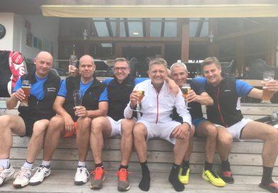 Herren 40 unaufhaltsam in Donaueschingen