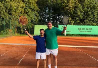 Herren40: Heimspiel gegen den TC Pfaffenweiler